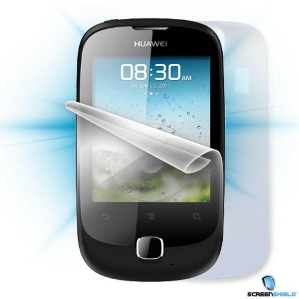 ScreenShield Huawei Ascend AY100 - Film for display + body protection