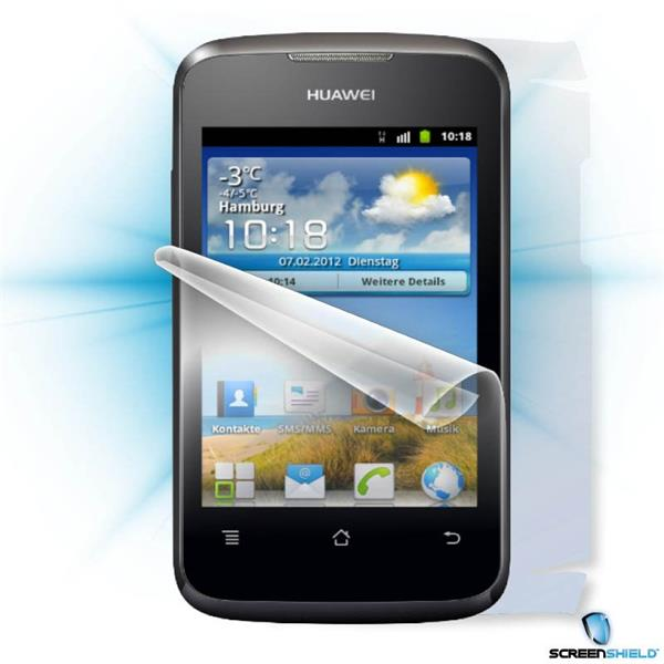 ScreenShield Huawei Ascend AY200 - Film for display + body protection