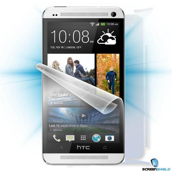 ScreenShield HTC ONE - Film for display + body protection