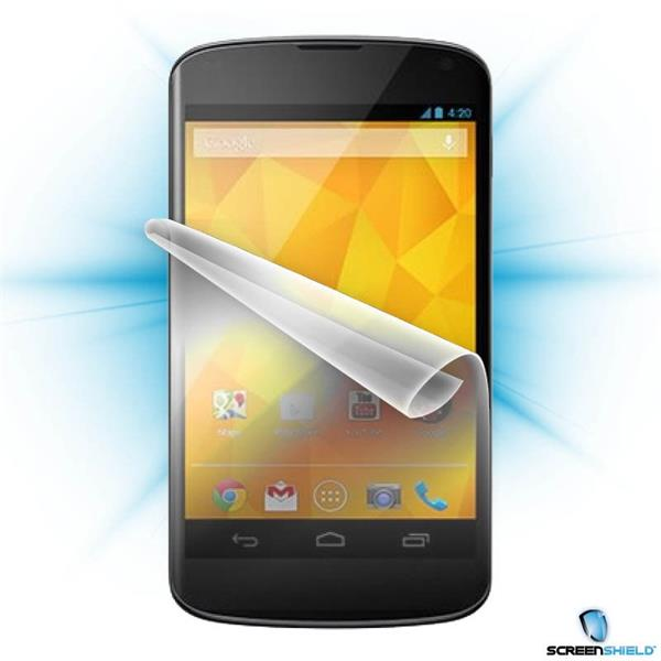 ScreenShield LG Nexus 4 - Film for display protection