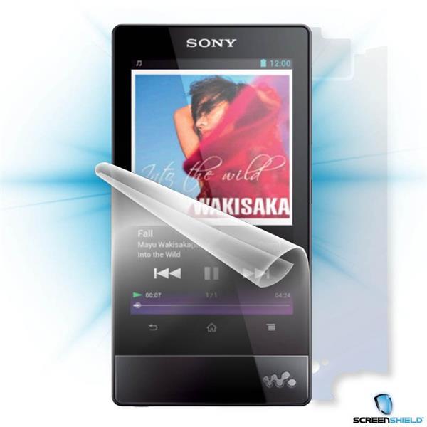 ScreenShield Sony NWZ-F805 MP3 - Film for display + body protection