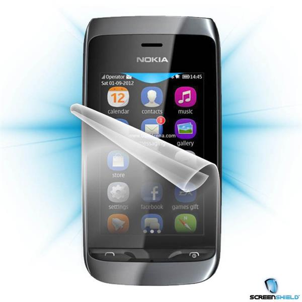 ScreenShield Nokia Asha 309 - Film for display protection