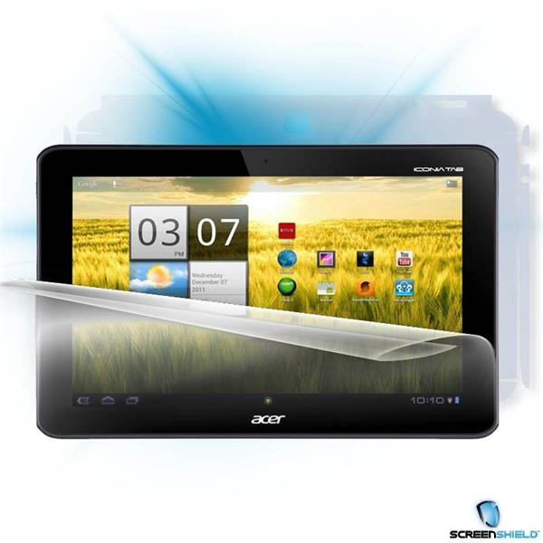 ScreenShield Acer ICONIA TAB A700 - Film for display + body protection