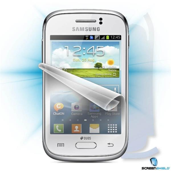 ScreenShield Samsung Galaxy Fame S6310 - Film for display + body protection