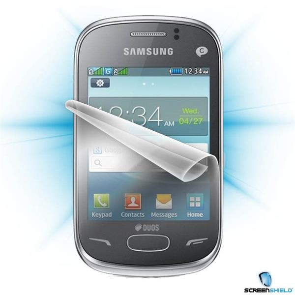ScreenShield Samsung Rex 70 S3802 - Film for display protection