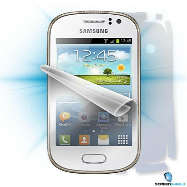 ScreenShield Samsung Galaxy Fame S6810 - Film for display + body protection