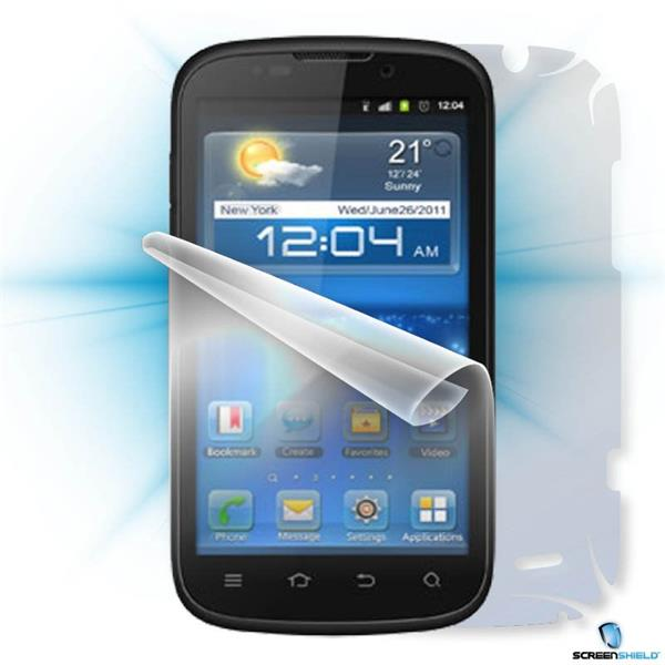ScreenShield ZTE Grand X IN - Film for display + body protection