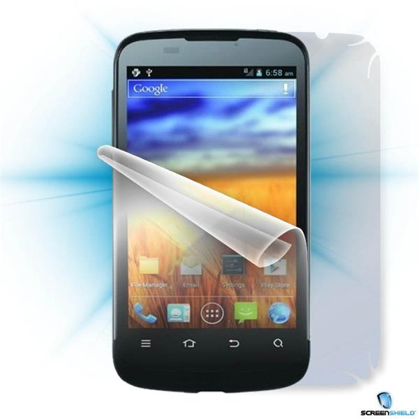 ScreenShield ZTE Blade III - Film for display + body protection