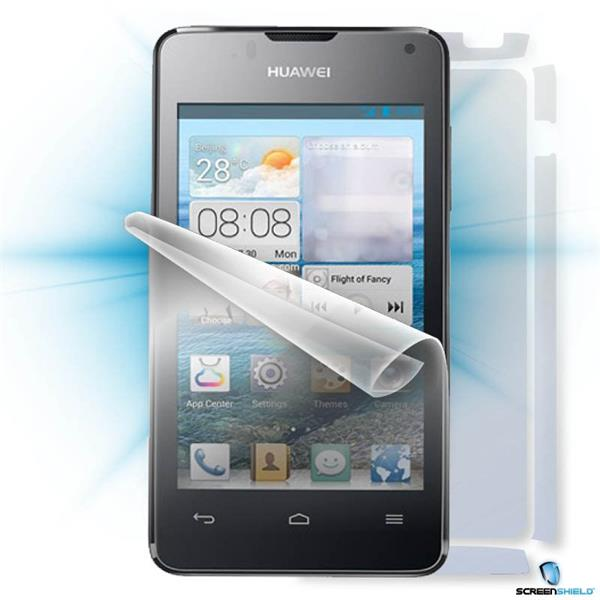 ScreenShield Huawei Ascend Y300 - Film for display + body protection