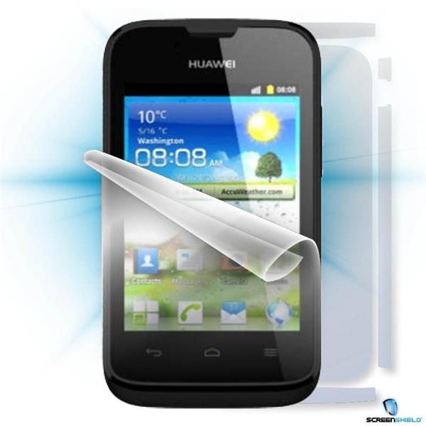 ScreenShield Huawei Ascend Y210 - Film for display + body protection