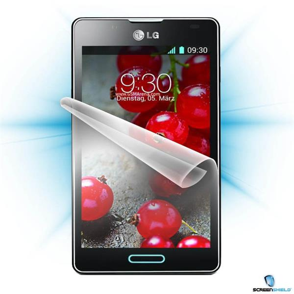 ScreenShield LG P710 Optimus L7 II - Film for display protection