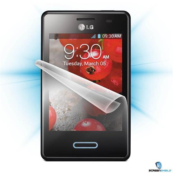 ScreenShield LG E430 Optimus L3 II - Film for display protection