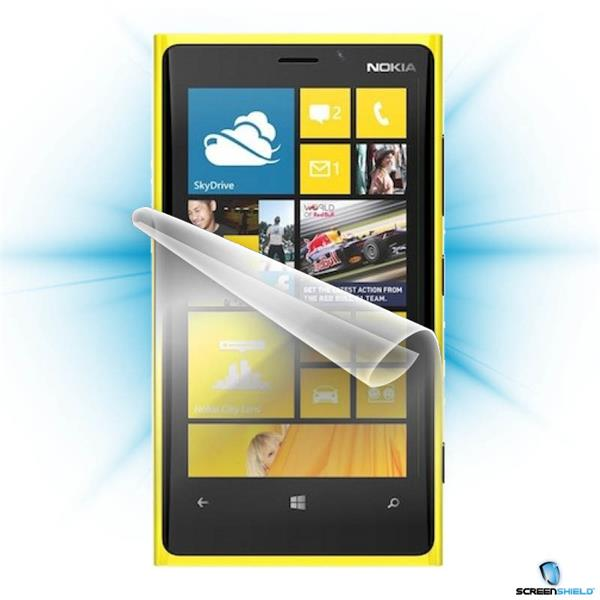 ScreenShield Nokia Lumia 920 - Film for display protection