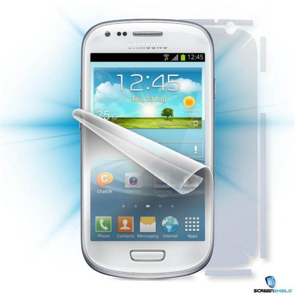 ScreenShield Samsung i9195 Galaxy Galaxy S4 mini - Film for display + body protection