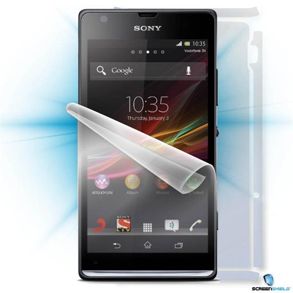 ScreenShield Sony Xperia SP - Film for display + body protection
