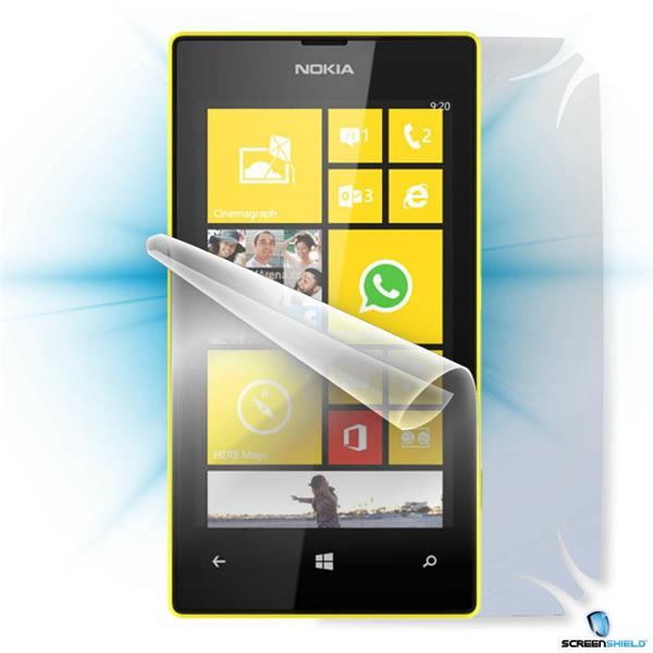 ScreenShield Nokia Lumia 520 - Film for display + body protection