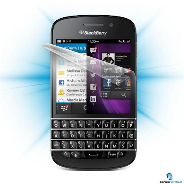 ScreenShield Blackberry Q10 - Film for display protection