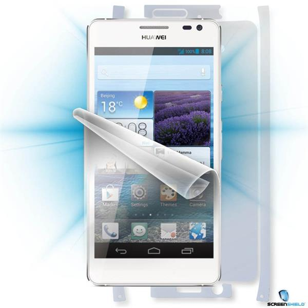 ScreenShield Huawei Ascend D2 - Film for display + body protection