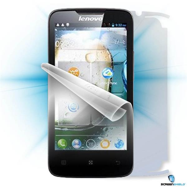 ScreenShield Lenovo A820 - Film for display + body protection