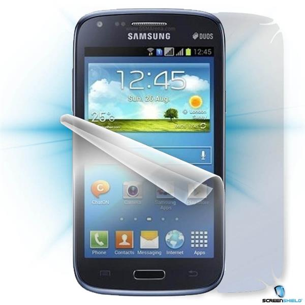 ScreenShield Samsung Galaxy Core Duos i8262 - Film for display + body protection