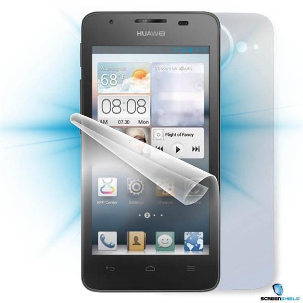 ScreenShield Huawei Ascend G510 - Film for display + body protection
