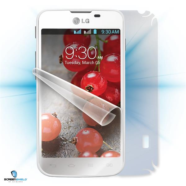 ScreenShield LG Optimus L5 II Dual E455 - Film for display + body protection