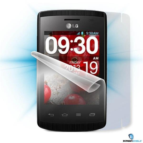 ScreenShield LG Optimus L1 II E410 - Film for display + body protection