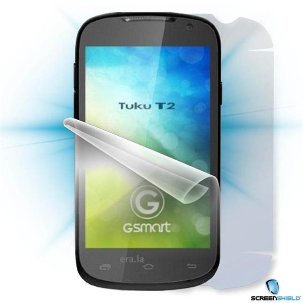 ScreenShield GigaByte GSmart Tuku T2 - Film for display + body protection
