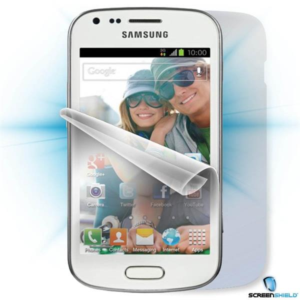 ScreenShield Samsung Galaxy Trend S7560 - Film for display + body protection