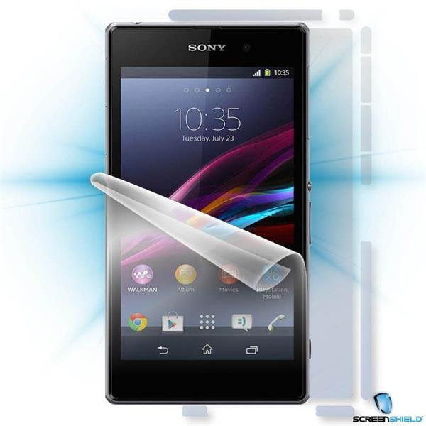 ScreenShield Sony Xperia Z1 - Film for display + body protection
