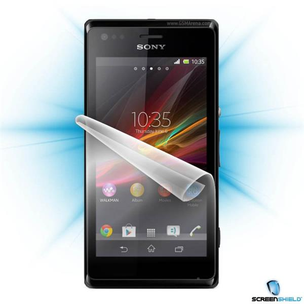 ScreenShield Sony Xperia M - Film for display protection