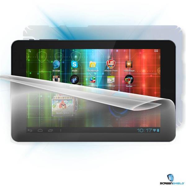 ScreenShield Prestigio PMP 5670C DUO 7.0 - Film for display + body protection