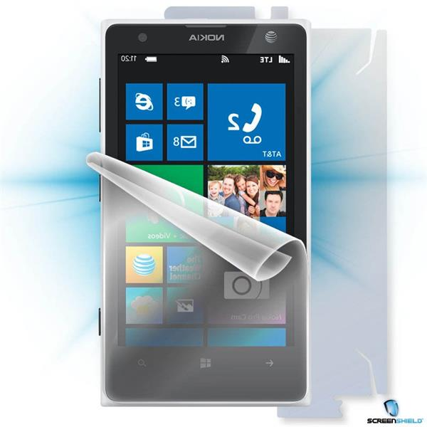 ScreenShield Nokia Lumia 1020 - Film for display + body protection