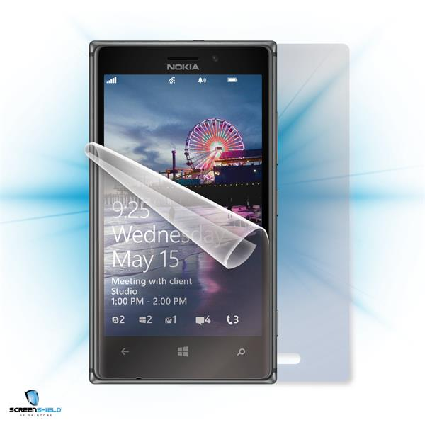 ScreenShield Nokia Lumia 925 - Film for display + body protection