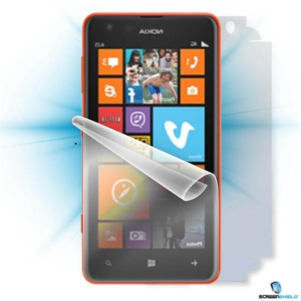 ScreenShield Nokia Lumia 625 - Film for display + body protection