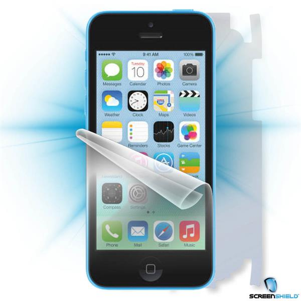 ScreenShield iPhone 5C - Film for display + body protection