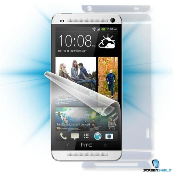 ScreenShield HTC One Max - Film for display + body protection