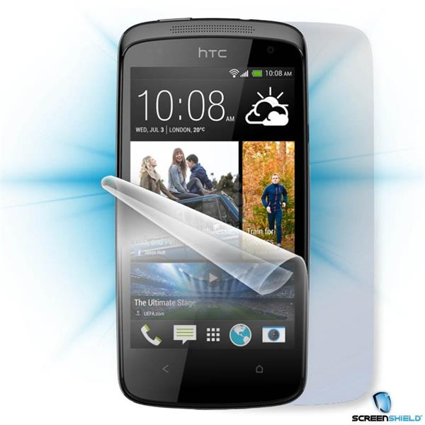 ScreenShield HTC Desire 500 - Film for display + body protection