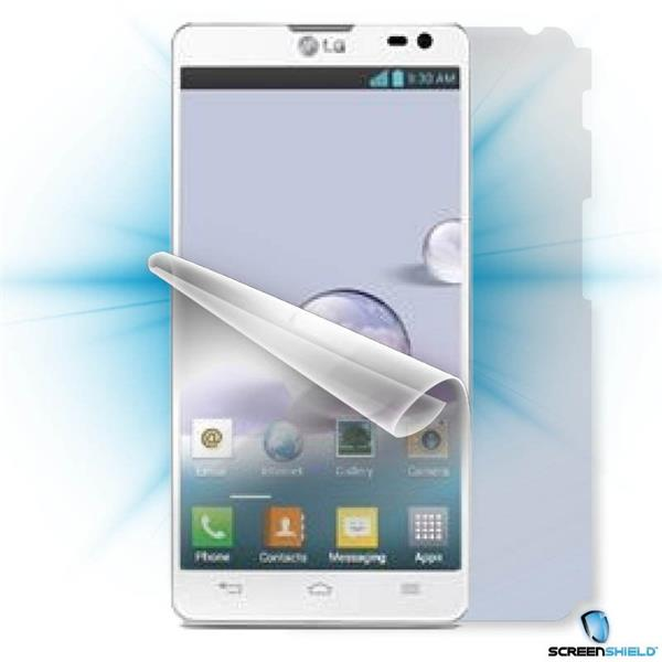 ScreenShield LG Optimus L9 II D605 - Film for display + body protection