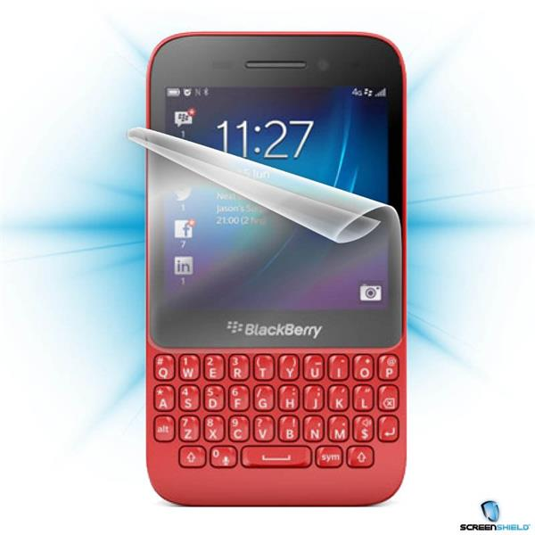 ScreenShield Blackberry Q5 - Film for display protection