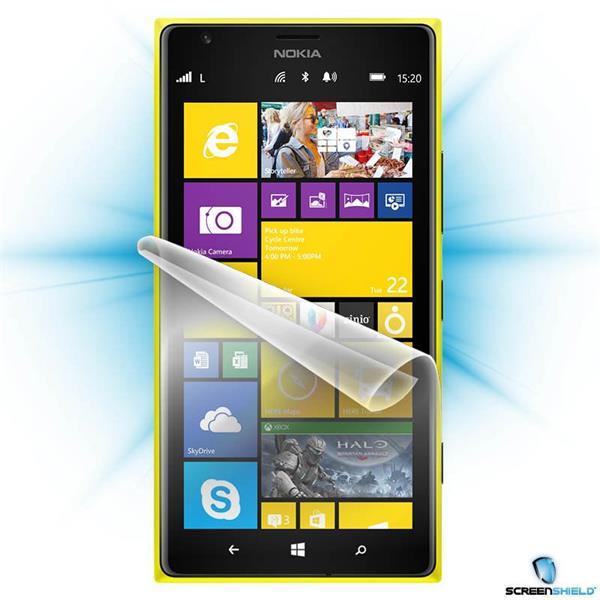 ScreenShield Nokia Lumia 1520 - Film for display protection