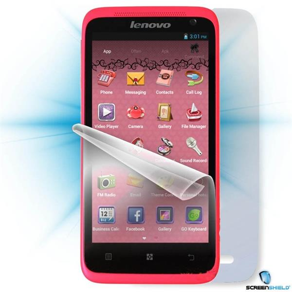 ScreenShield Lenovo S720 - Film for display + body protection