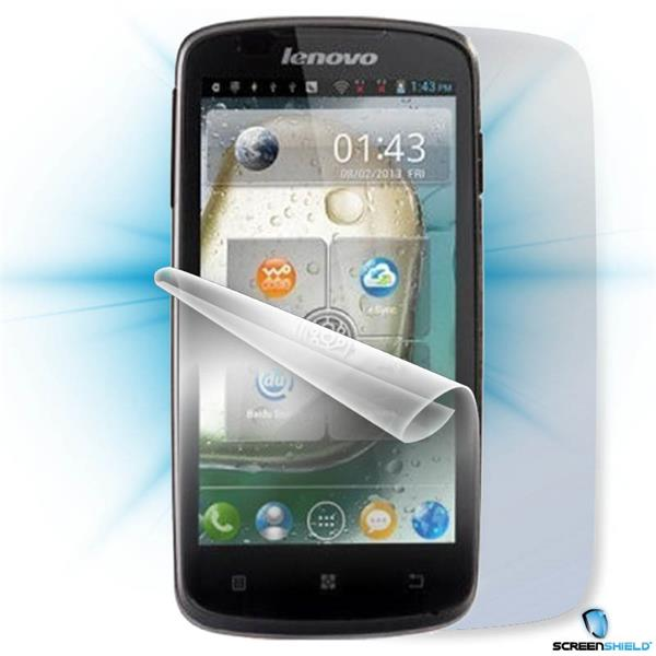 ScreenShield Lenovo A630 - Film for display + body protection