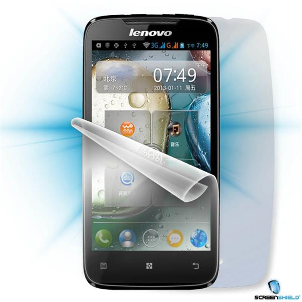 ScreenShield Lenovo A390 - Film for display + body protection