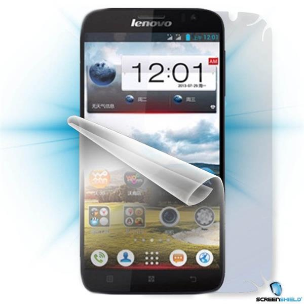ScreenShield Lenovo A850 - Film for display + body protection