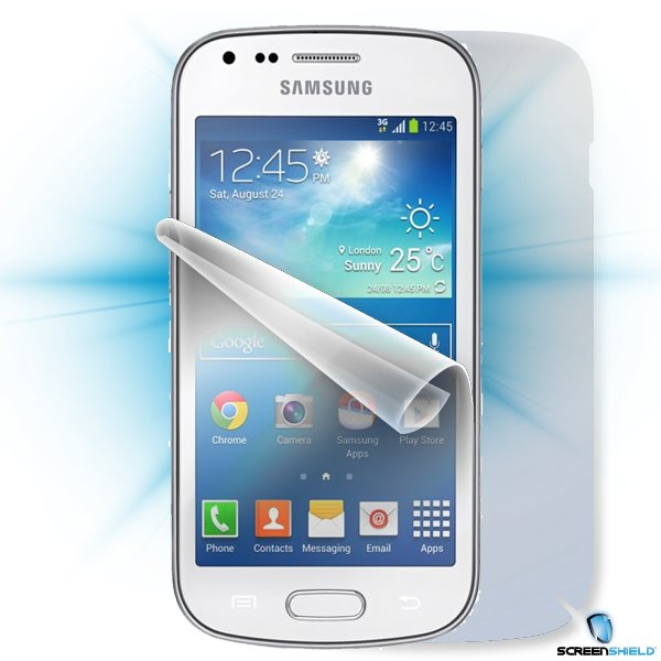 ScreenShield Samsung S7580 Galaxy Trend Plus - Film for display + body protection