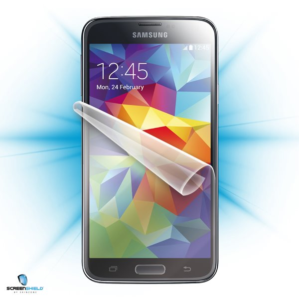 ScreenShield Samsung Galaxy S5 SM-G900 - Film for display protection