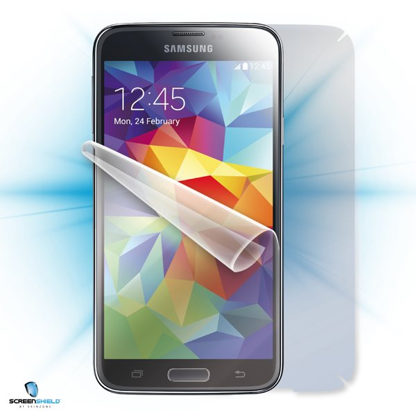 ScreenShield Samsung Galaxy S5 SM-G900 - Film for display + body protection