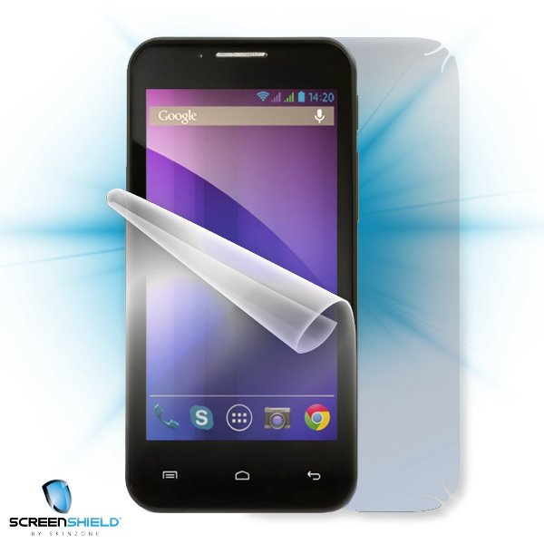 ScreenShield Evolveo XtraPhone 4.5 Q4 - Film for display + body protection