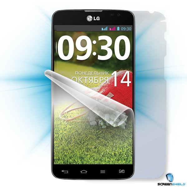 ScreenShield LG D686 G Pro Lite Dual - Film for display + body protection